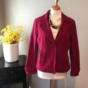 Talbots size 12 jacket blazer